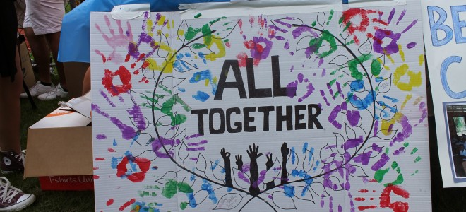 We Can Do It: All Together