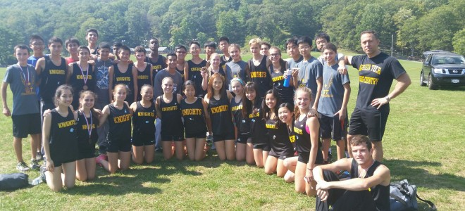 Cross Country 2015: Just Keep Running!