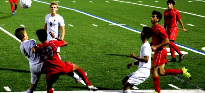 BT Boy's Varisty 1-0 Win Against the Cliffside Raiders