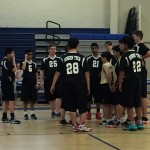 BT Boy's Volleyball Team Midseason Report