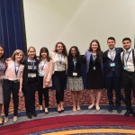 BCA Model UN Team Takes Outstanding Delegation