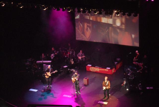 Even after nearly 50 years in existence, the Monkees were still in top form at the Beacon Theatre on December 2, 2012.